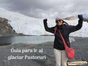 Ir al glaciar Pastoruri