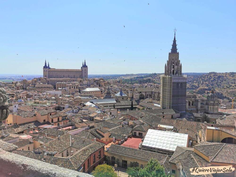 Viajar sola a Toledo, iglesia de los Jesuitas