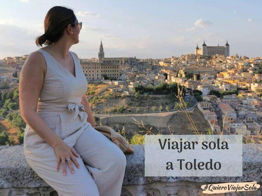 Viajar sola a Toledo