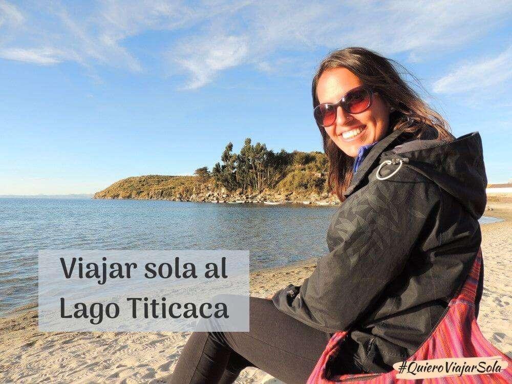 Viajar sola al Lago Titicaca