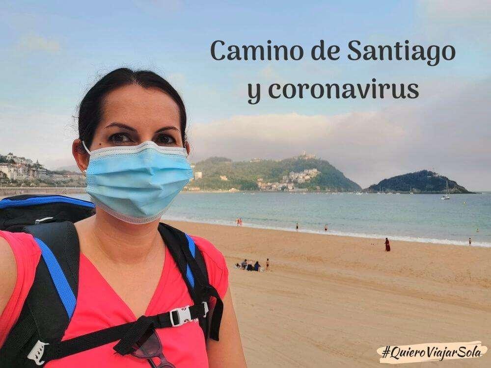 Camino de Santiago y coronavirus