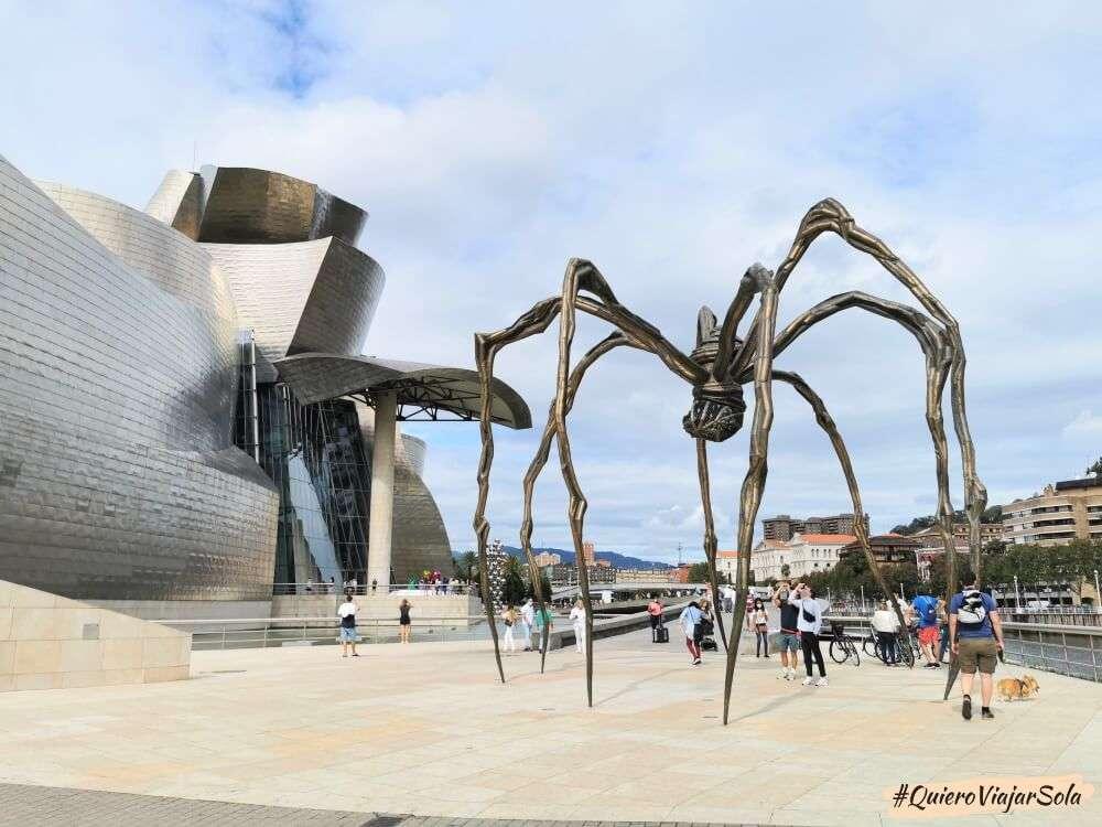 Camino del Norte, Bilbao