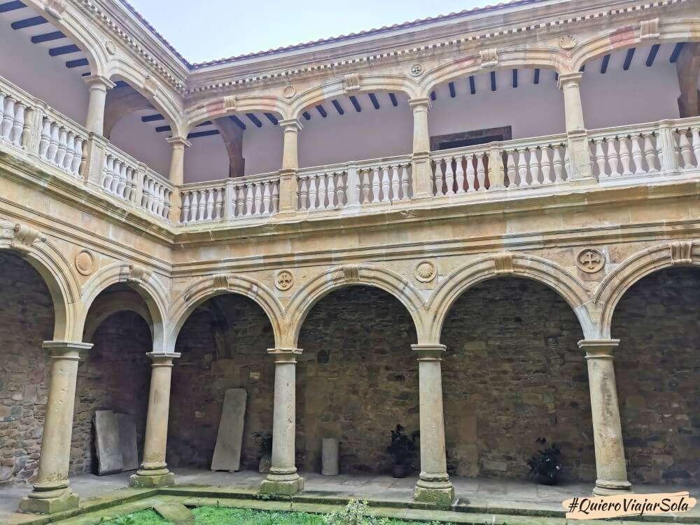 Camino del Norte, Monasterio de Zenarruza