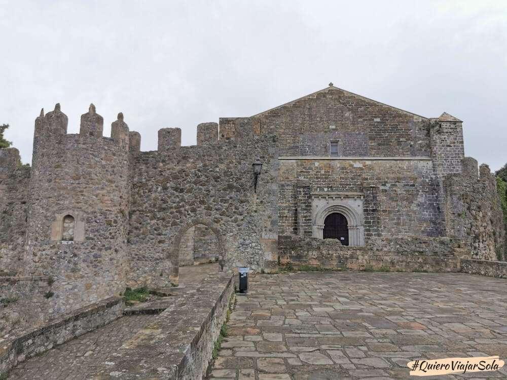 Camino del Norte, San Vicente de la Barquera