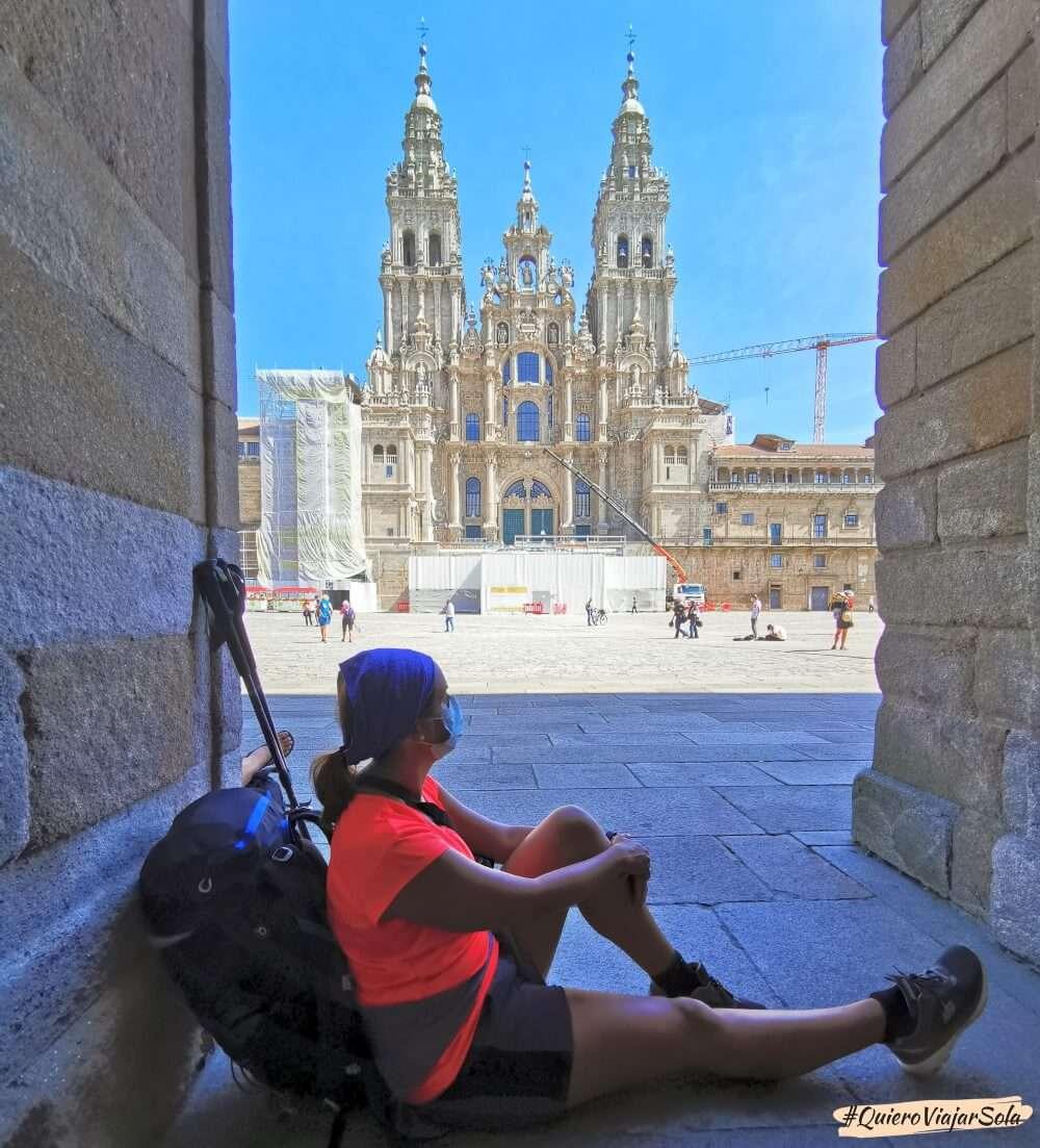 Camino del Norte, Santiago de Compostela