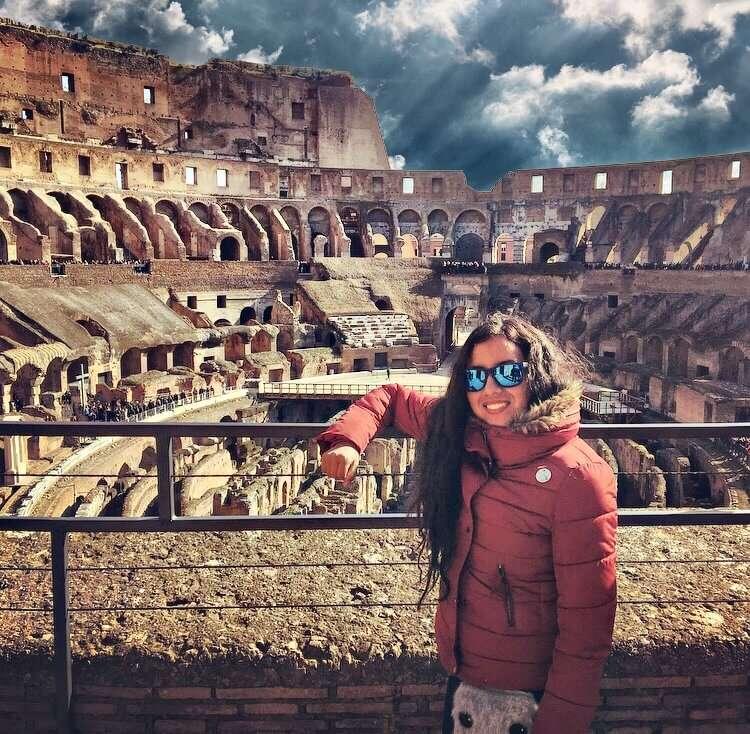 Sueños en el corazón, Roma
