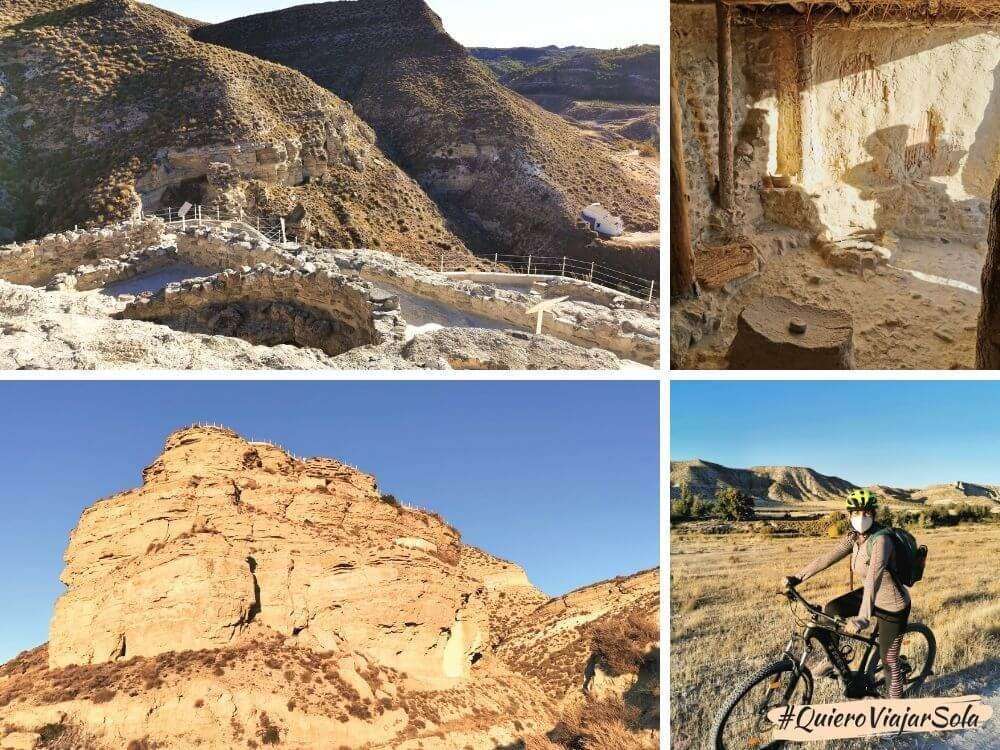 Altiplano de Granada, Castellón Alto