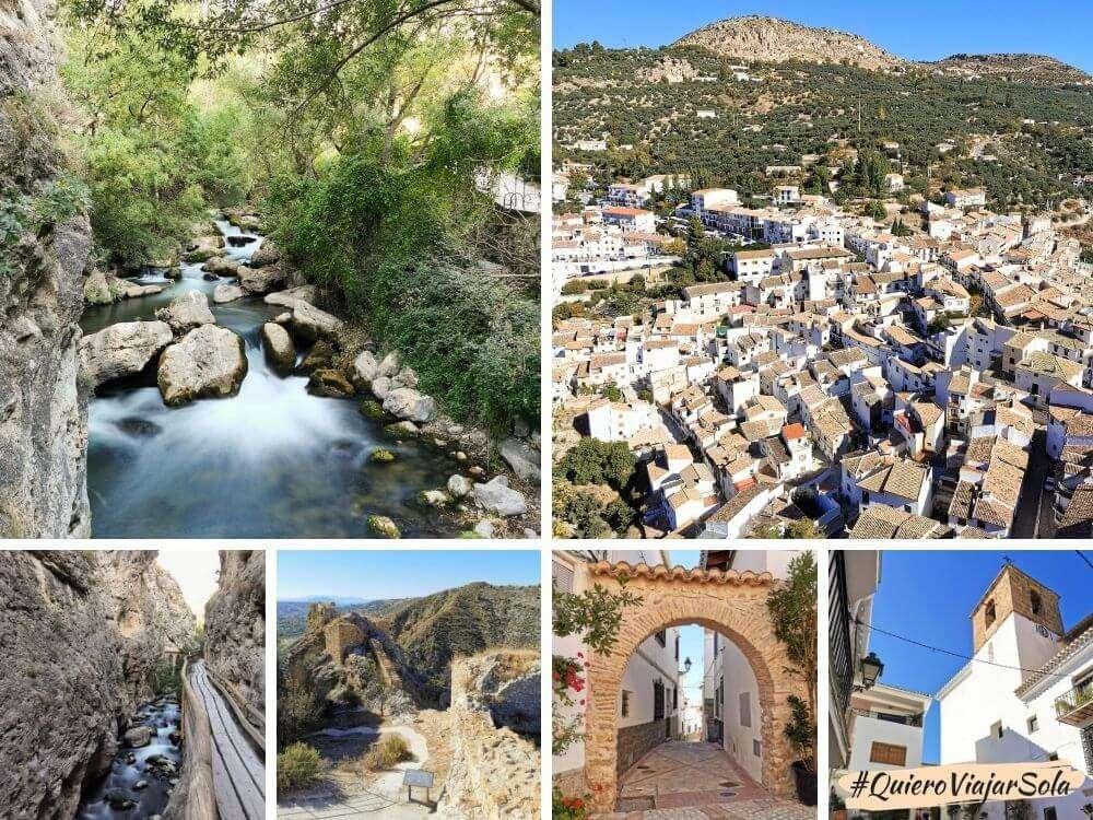 Altiplano de Granada, Castril