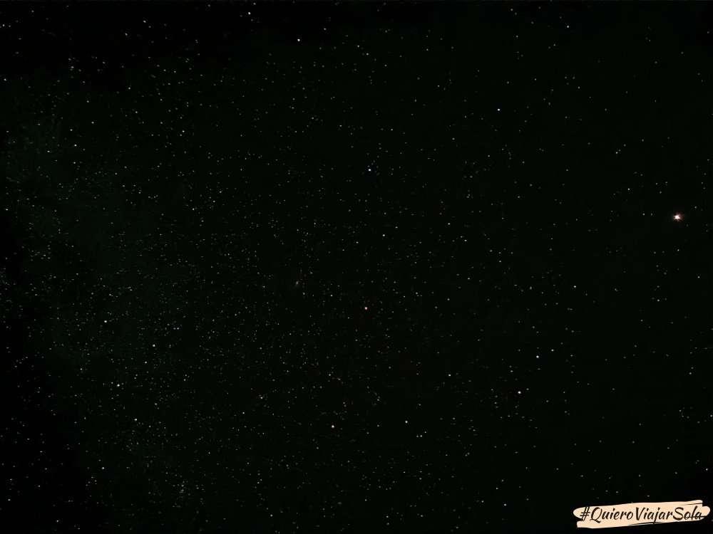 Altiplano de Granada, taller de estrellas
