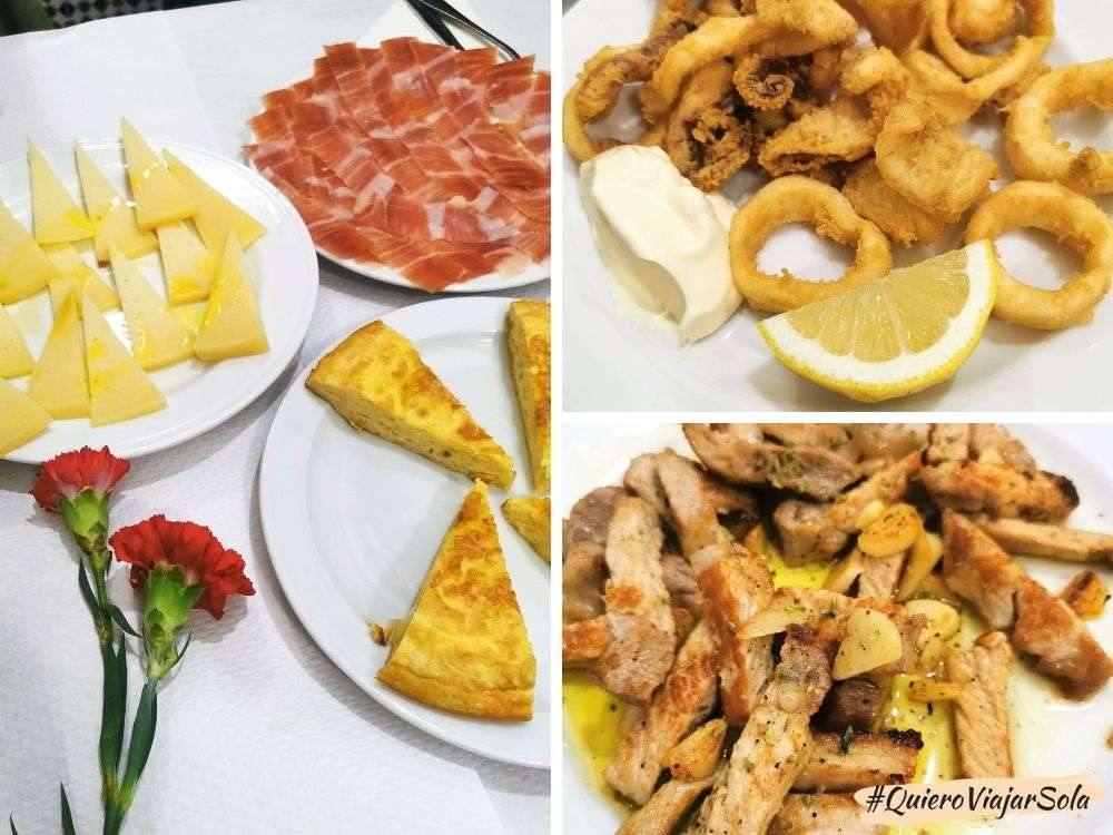 Baza, restaurante Los Moriscos