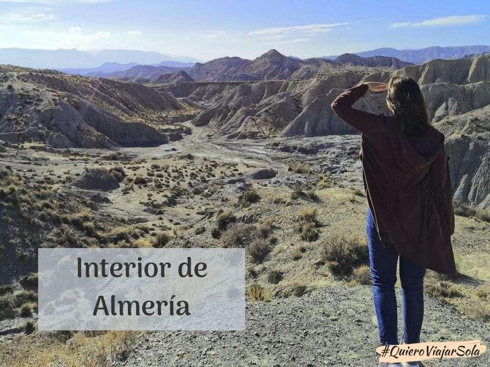 Interior de Almería