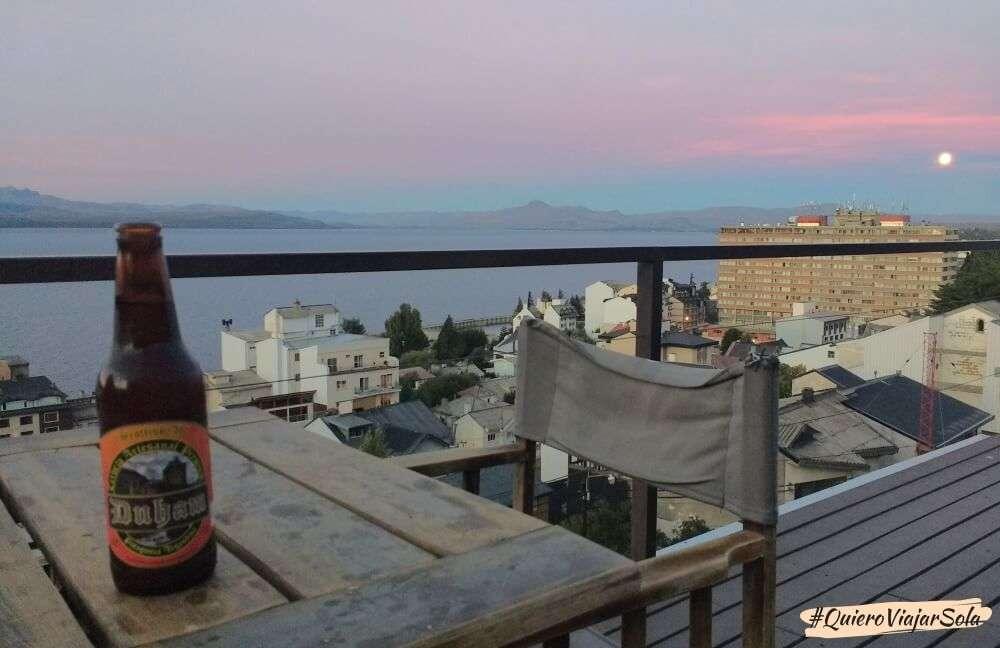 Primera vez viajando sola, Hostel Bariloche