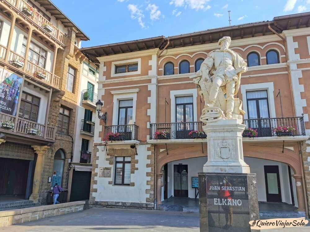 Qué hacer en Getaria, Elcano
