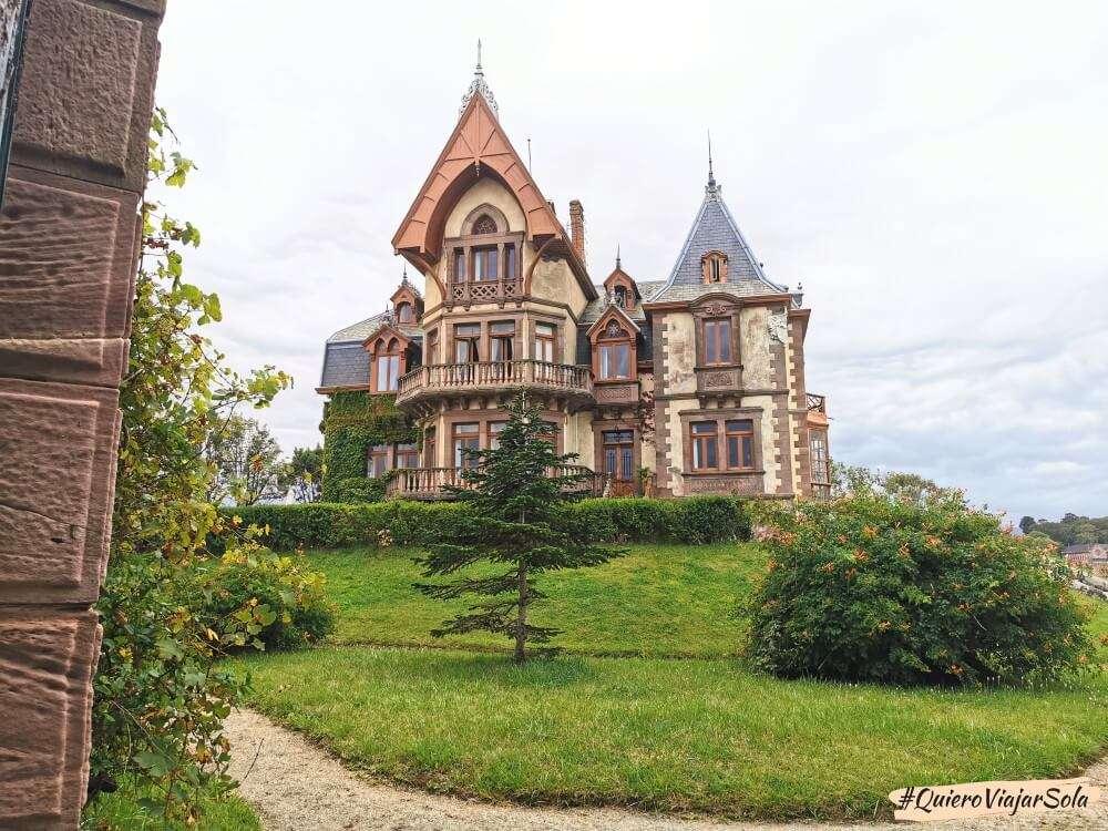 Qué ver en Comillas, Casa del Duque de Almodóvar del Río
