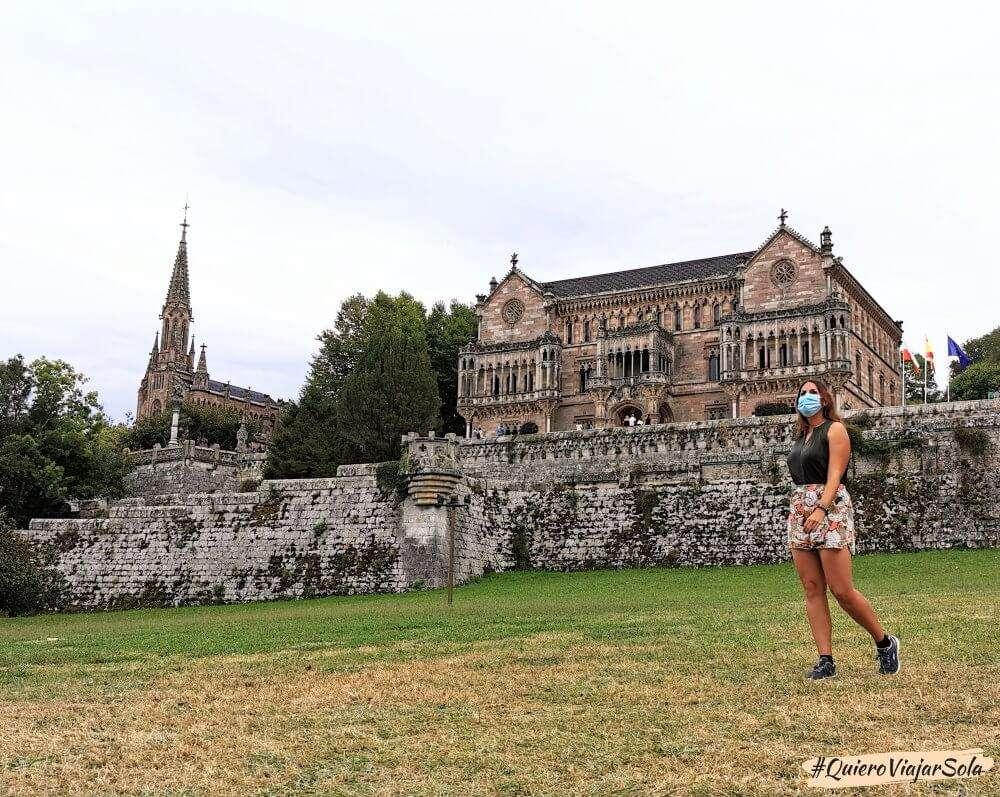 Qué ver en Comillas, Palacio de Sobrellano