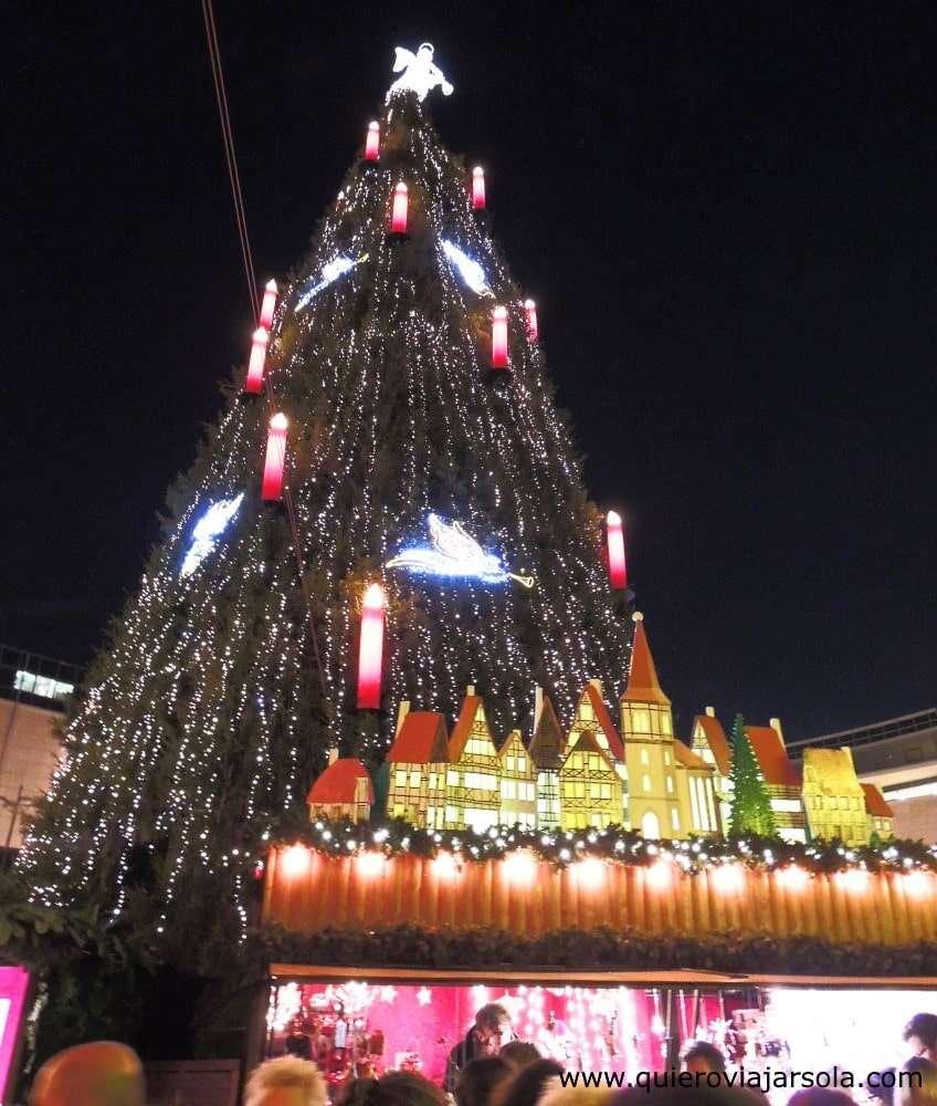 Mercadillo de Navidad en Dortmund