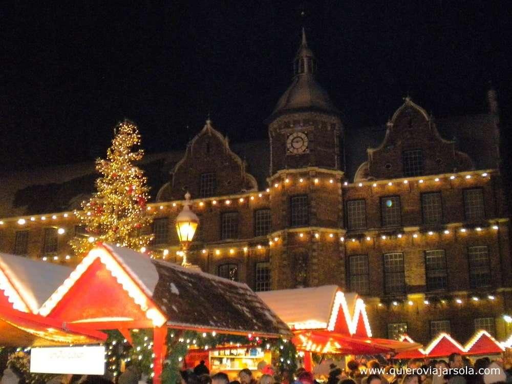 Mercadillo de Navidad en Düsseldorf