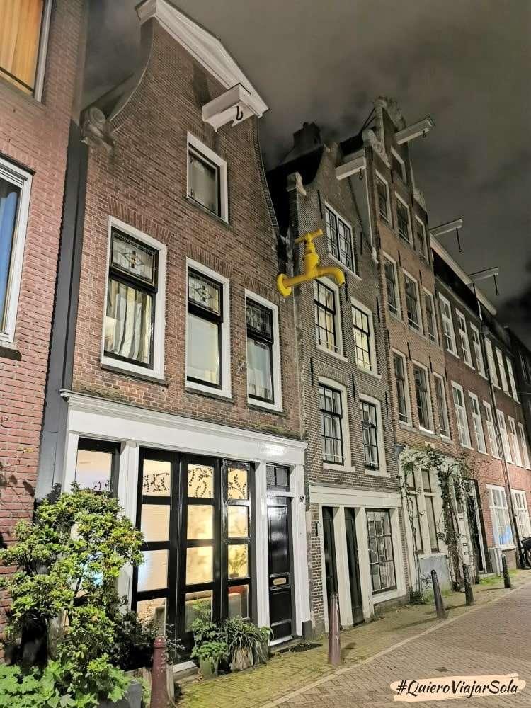 Qué hacer en Ámsterda, barrio Jordaan