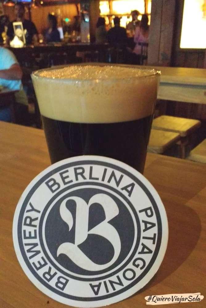 Qué hacer en Bariloche, cerveza