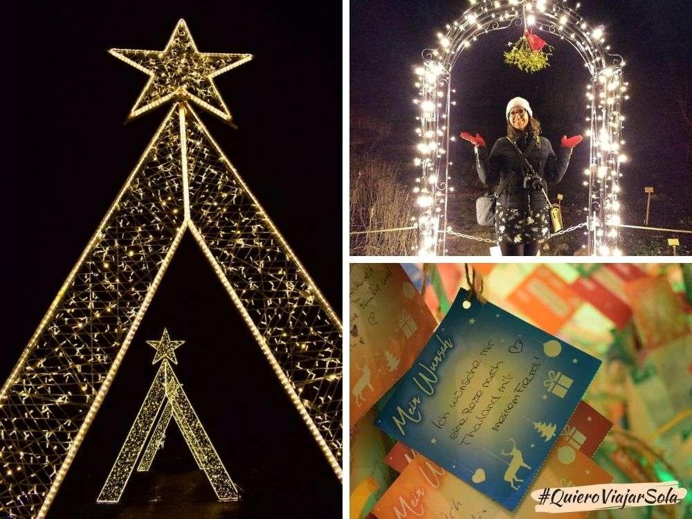 Que hacer en Berlín en Navidad, Christmas Garden Berlin