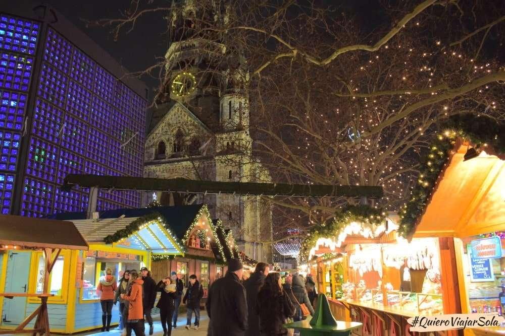 Que hacer en Berlín en Navidad, mercadillos de Navidad