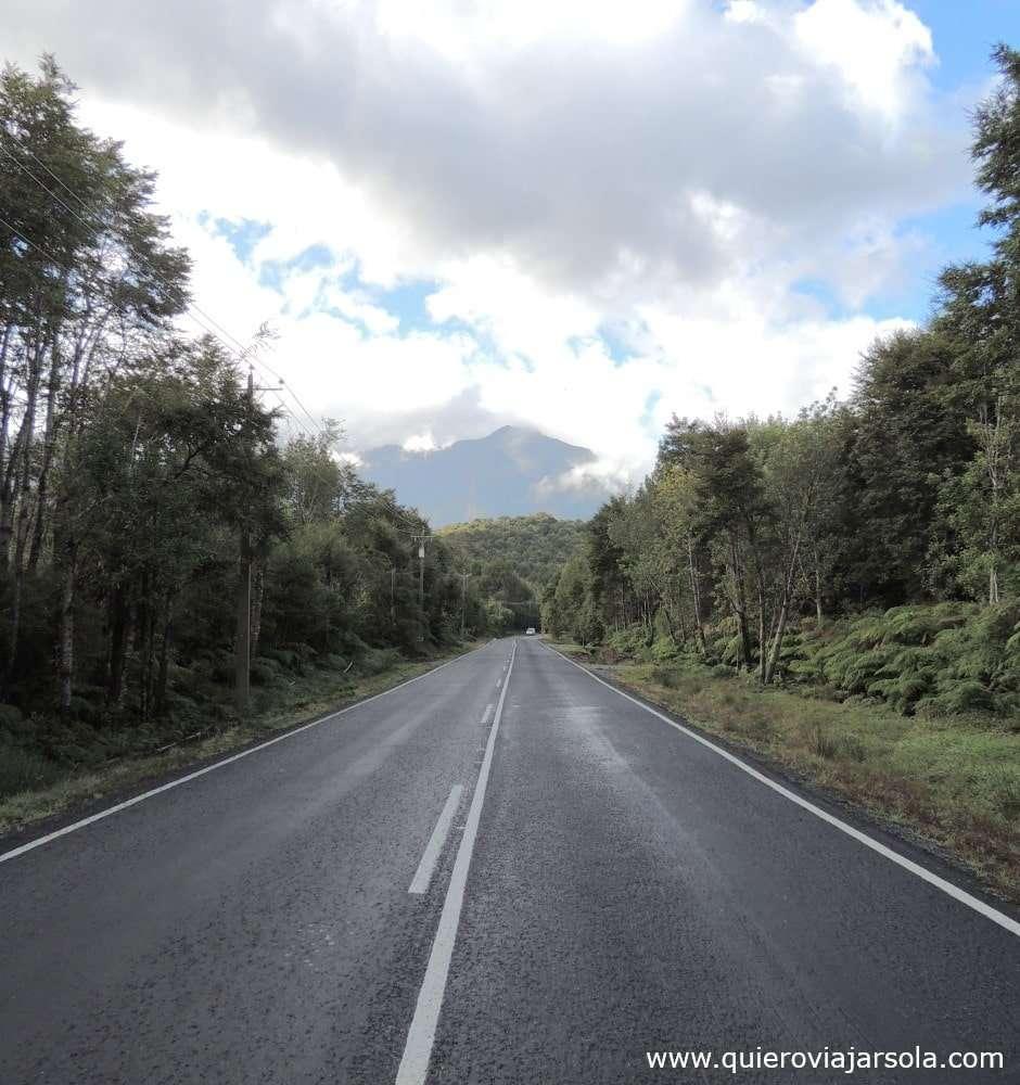 Carretera Austral en Chaitén
