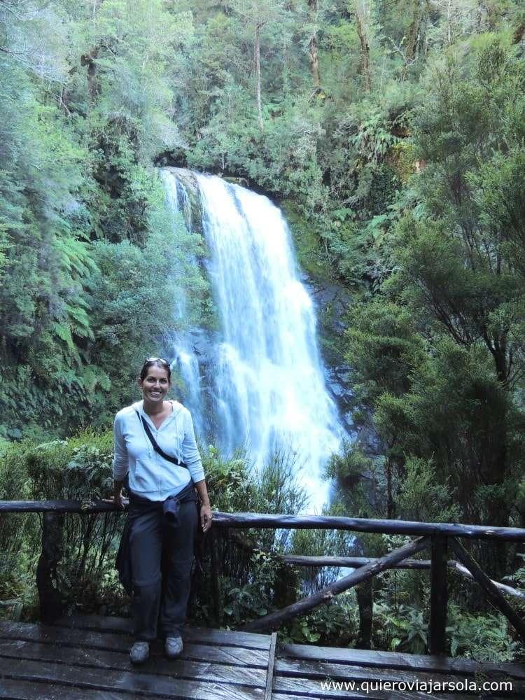 Qué hacer en Chaitén, cascadas escondidas