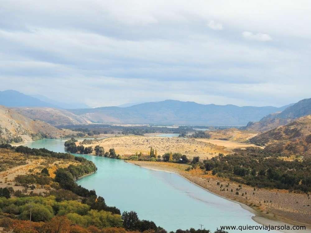 Qué hacer en Cochrane, río Baker