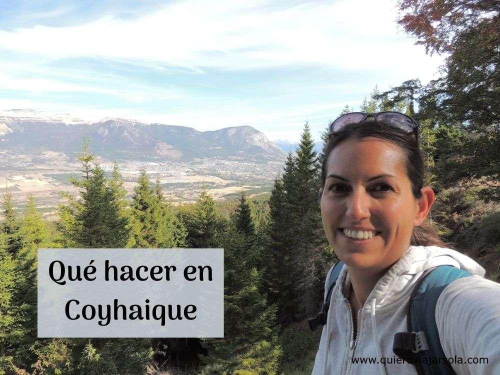 Que hacer en Coyhaique