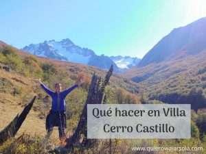 Qué hacer en Villa Cerro Castillo