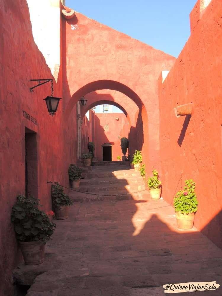 Que ver en Arequipa, Monasterio de Santa Catalina