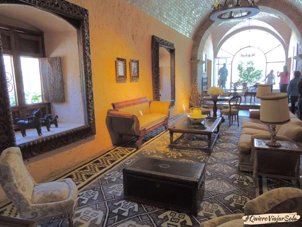 Que ver en Arequipa, mansión del fundador