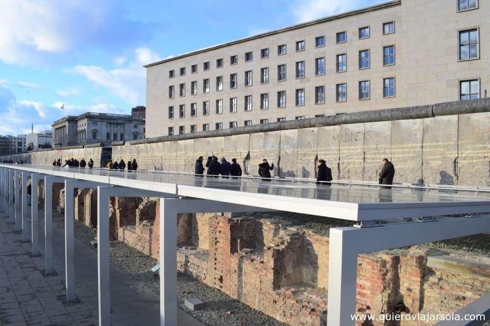 Que ver en Berlín, muro