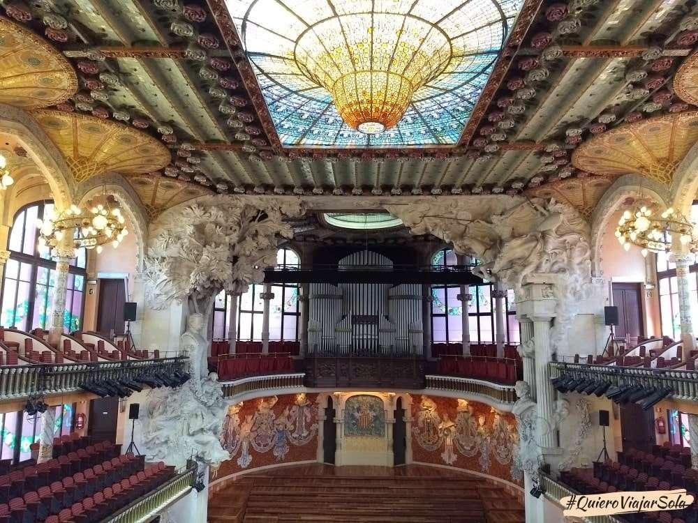 Que ver en el Born, Palau de la Música Catalana