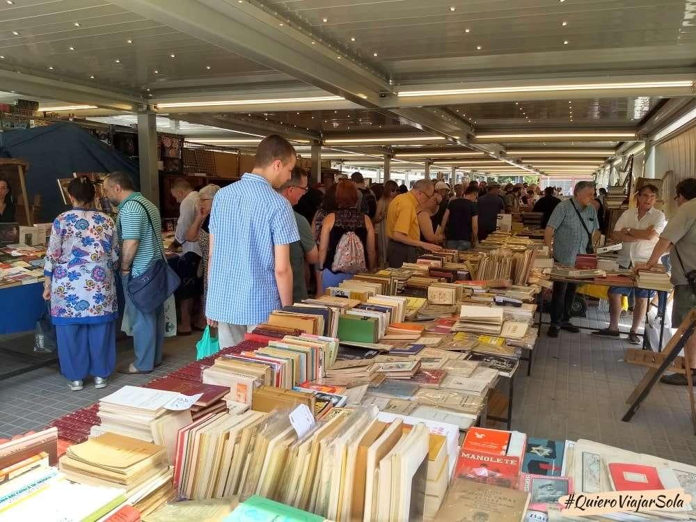 Que ver en el Eixample, mercado de Sant Antoni