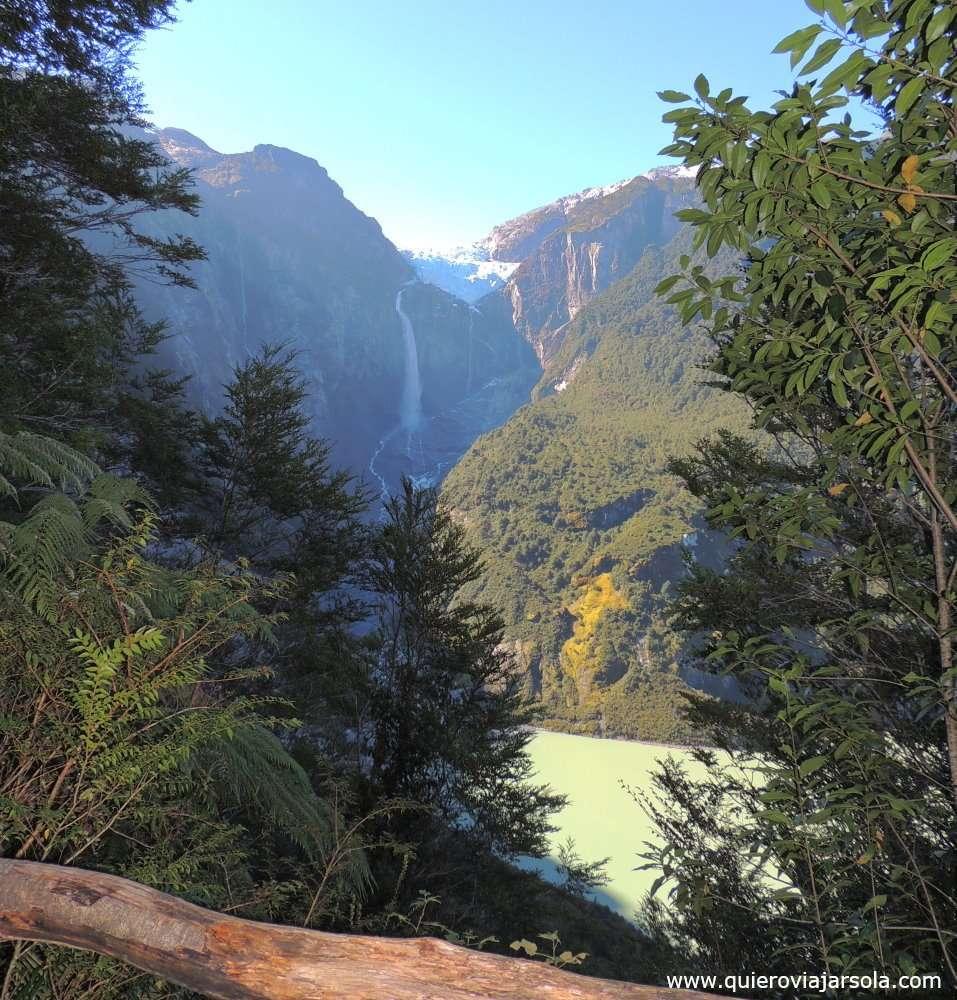 Qué ver en el Parque Nacional Queulat, Ventisquero Colgante