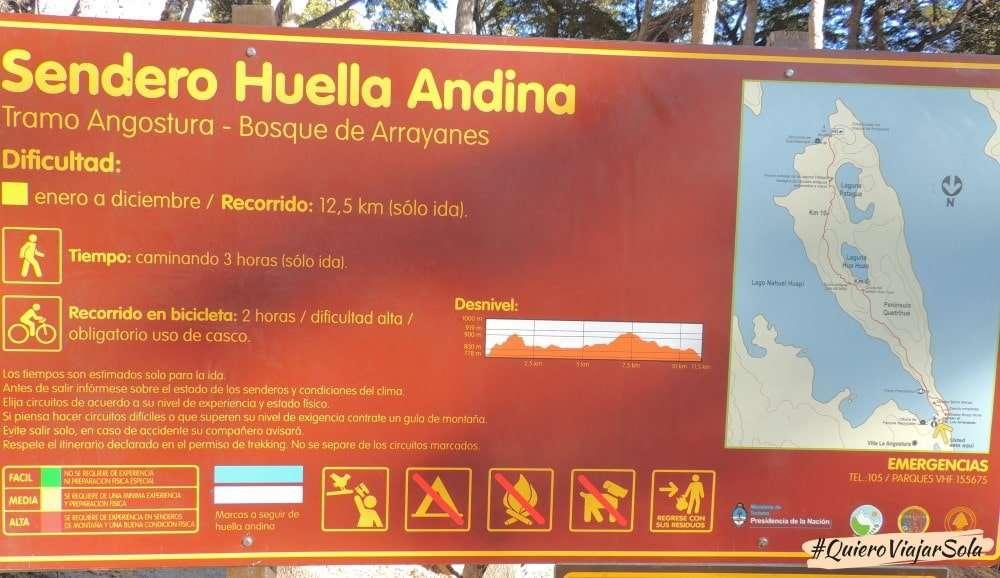 Visitar el Parque Nacional de los Arrayanes, perfil