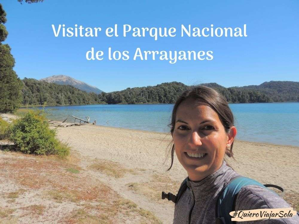 Visitar el Parque Nacional de los Arrayanes
