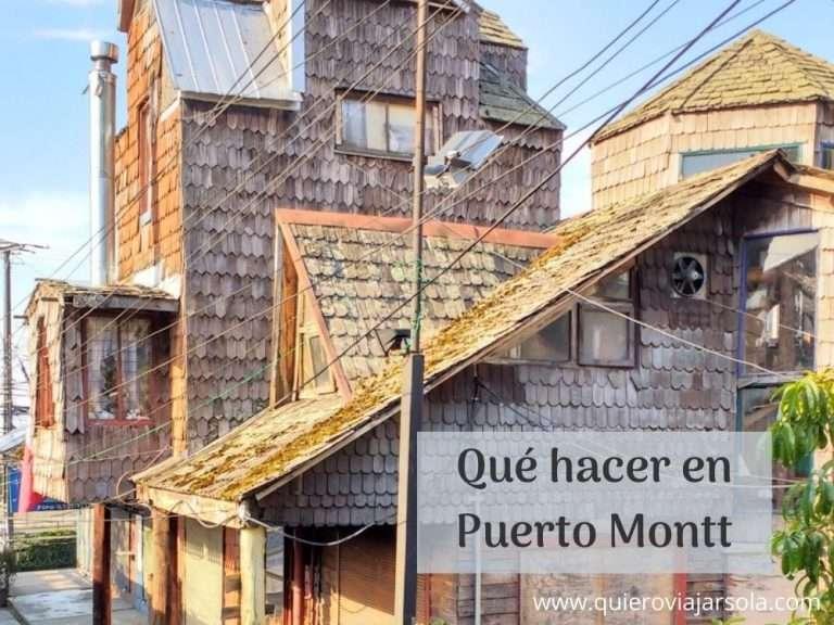 Qué hacer en Puerto Montt