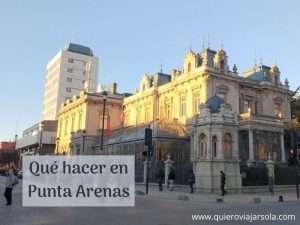 Que hacer en Punta Arenas