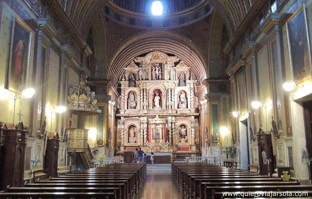 Qué ver en Córdoba Argentina, Manzana Jesuítica