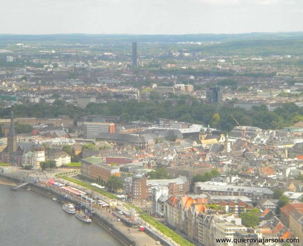 Que ver en Düsseldorf, Altstadt