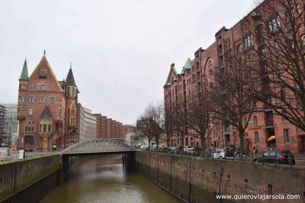Qué ver en Hamburgo, Speicherstadt