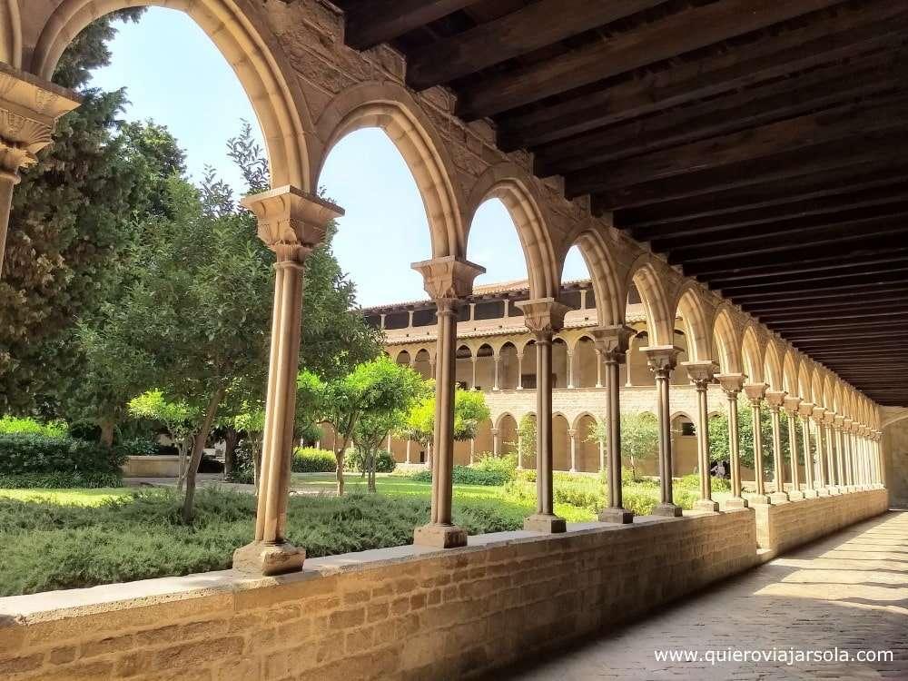 Que ver en Les Corts, monasterio de Pedralbes
