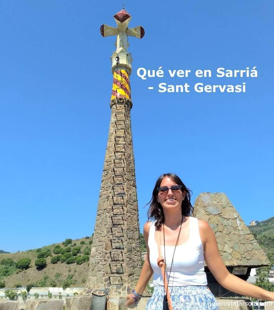 Que ver en Sarriá - Sant Gervasi