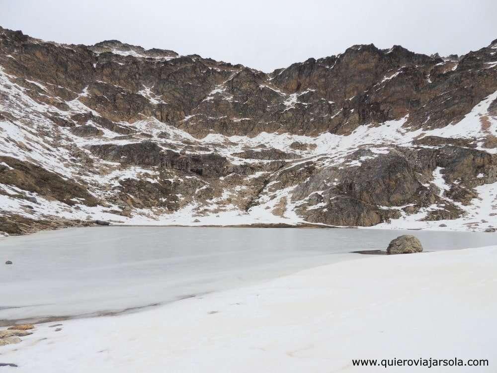 Que ver en Ushuaia, Laguna Turquesa