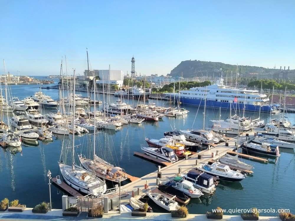 Que ver en la Barceloneta, Port Vell