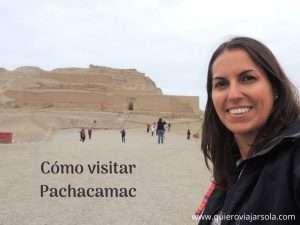 Visitar Pachacamac