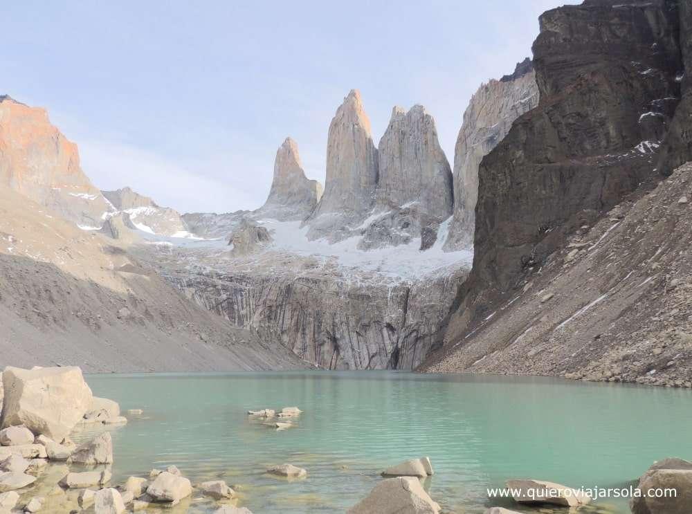 Visitar Torres del Paine, Torres