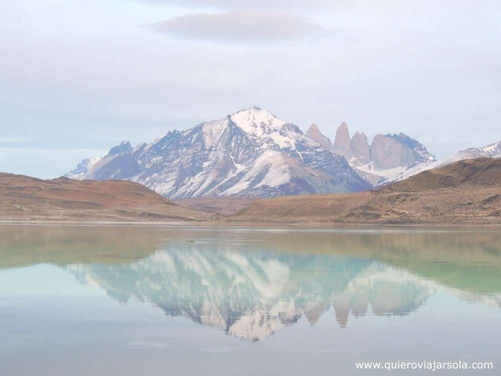 Visitar Torres del Paine, amanecer
